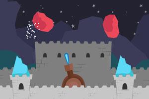 城堡防卫大炮