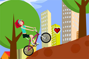 周末自行车时光