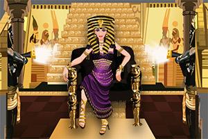 时尚埃及女王