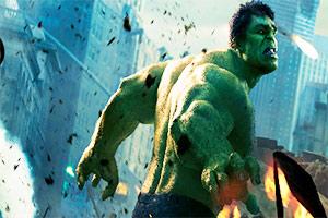 愤怒的绿巨人