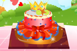 母亲节的蛋糕