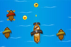 大洋海盗的战争