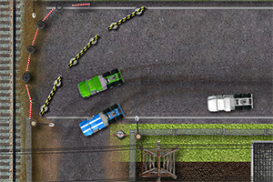 工业卡车赛