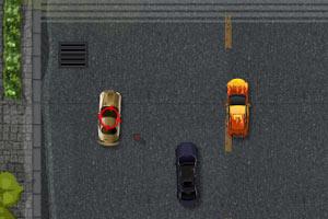 侦探汽车追逐