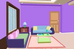 逃离粉红客厅2