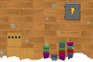 逃离雪地房屋4