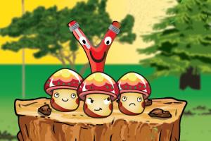 蘑菇与鸡蛋