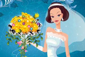 婚礼花束设计