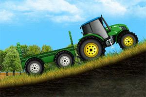 疯狂农场拖拉机