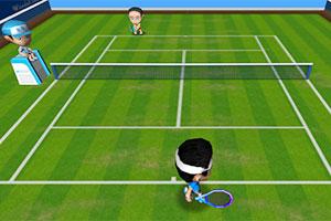 3D网球乱斗