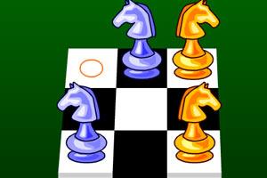 国际象棋换位