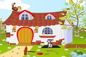 小狗的房子