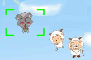 喜羊羊疯狂射击