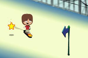 特技滑板秀