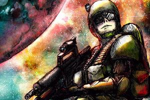 异形星球之战