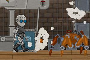 机器人逃生记选关版