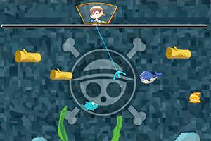 索马里海盗捕鱼