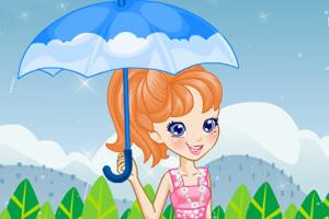 雨中的波莉