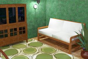 逃出绿色客厅