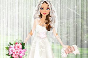 光鲜亮丽的新娘