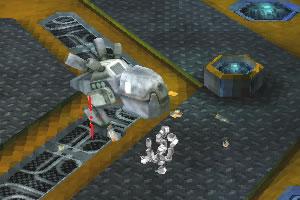 飞船保卫战