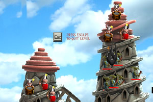 叠山城堡防御战2