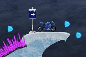 变形金刚冰雪摩托