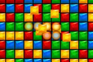方形宝石对战
