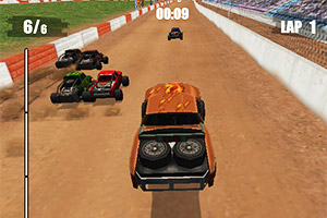3D疯狂驾驶