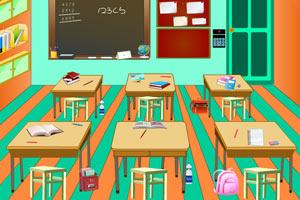 逃离明亮教室