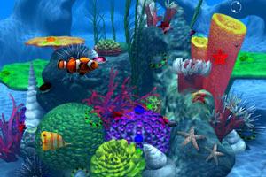 海底世界找宝石