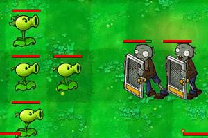 植物小鸟VS僵尸猪