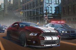 警车驾驶训练