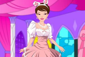 城堡女仆装扮