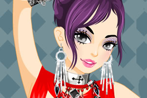 华丽形状珠宝