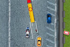 公路高速追击