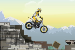 摩托驾驶测试3