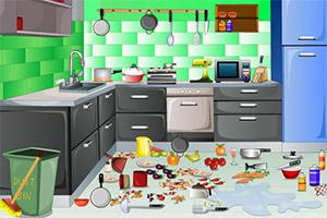 整理妈咪的厨房
