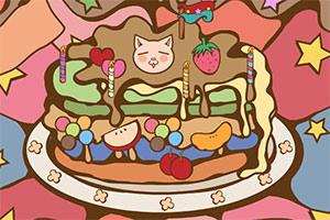 猫咪蛋糕厨师