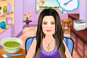 赛琳娜美丽护发