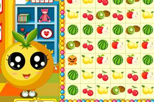 可爱水果大战