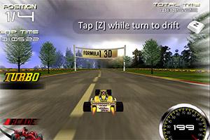 F1赛车3D无敌版