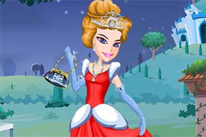 灰姑娘公主舞会