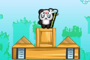 拯救小熊猫选关版