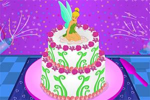 花仙子的生日蛋糕