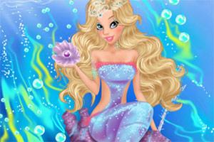 深海人鱼公主