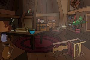 魔法房间逃脱
