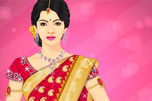 印第安美丽化妆