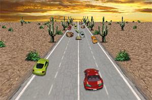3D肌肉车驾驶