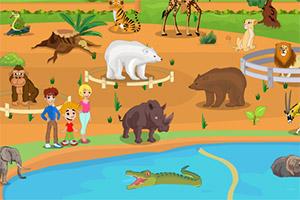 你的童年动物园